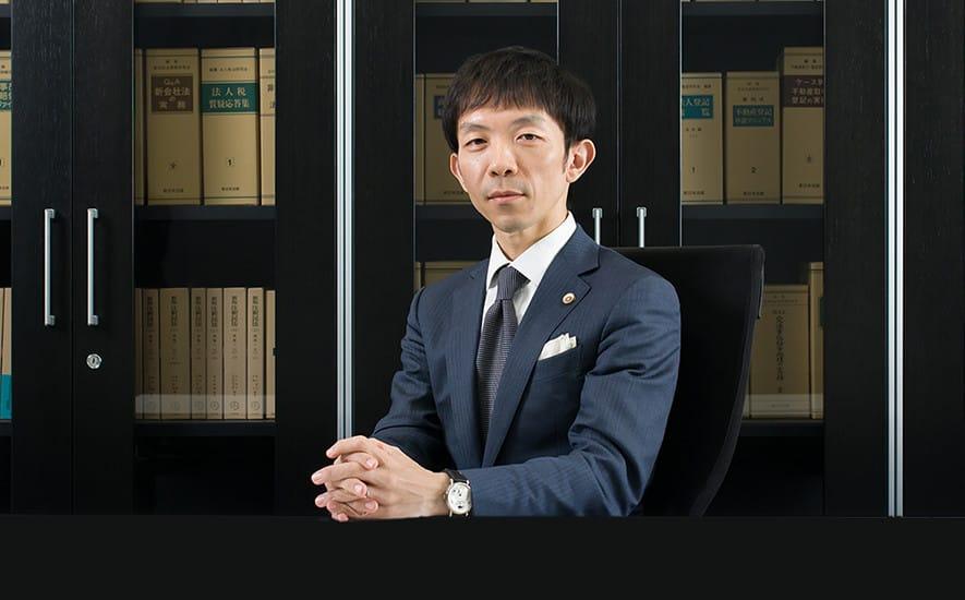代表社員弁護士 鈴木淳巳