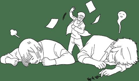 """先輩達が失敗談を大公開!修習生に贈る""""もう一つの二回試験対策"""""""